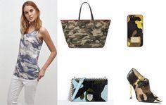 STYLE REPORT EN ESPAÑOL | ¿Camuflaje o Animal Print? Trends de temporada O/I 15