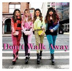 """""""Single: Don't Walk Away ✨ Read D"""" by thesisters-offici ❤ liked on Polyvore"""