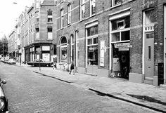 Rotterdam: De Schietbaanstraat in het Oude Westen in de jaren '60