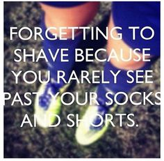 """Yeah....""""forgetting"""". Soccer Girl Problem #soccer #Soccer #PlayLikeAGirl…"""