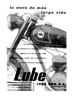 Moto Lube de 1957