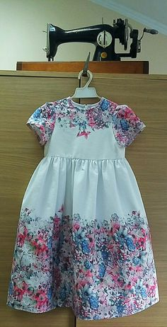 floral dress Kids Fashion, Summer Dresses, Floral, Child Fashion, Summer Sundresses, Sundresses, Flowers, Kids Outfits, Summer Outfit