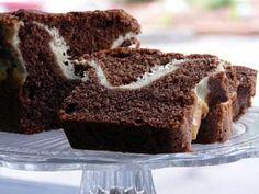 Chocolate Cake with Toffuti Cream Cheese Filling