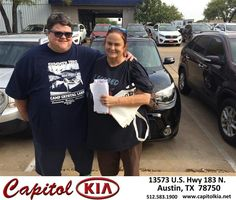 https://flic.kr/p/H7DsL1 | #HappyBirthday to Rhonda from Christian Lundell at Capitol Kia! | deliverymaxx.com/DealerReviews.aspx?DealerCode=RXQC