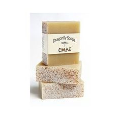 Chai Scented Organic Soap with Essential Oils! $12.95