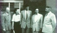 1952, JFK in Greenfield