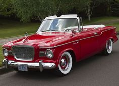 1960 studebaker - Stubebaker was beginning to get it right!