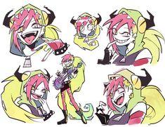 Character Concept, Character Art, Concept Art, Cartoon Kunst, Cartoon Art, Fantasy Characters, Anime Characters, Art Sketches, Art Drawings