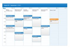 The relationship matrix diagram displays relationships quickly and task schedule calendar ccuart Image collections
