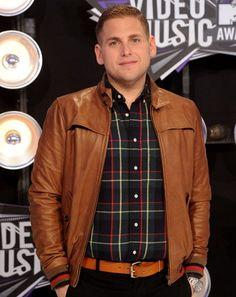#JonahHill Mtv Video Music Awards Brown #Jacket