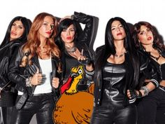 Mob Wives Thanksgiving