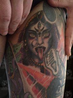 kali tattoo - Recherche Google