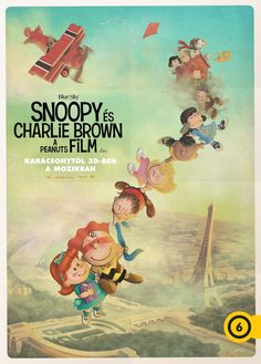 Snoopy and Charlie Brown: The Peanuts Movie (Czech Republic version)