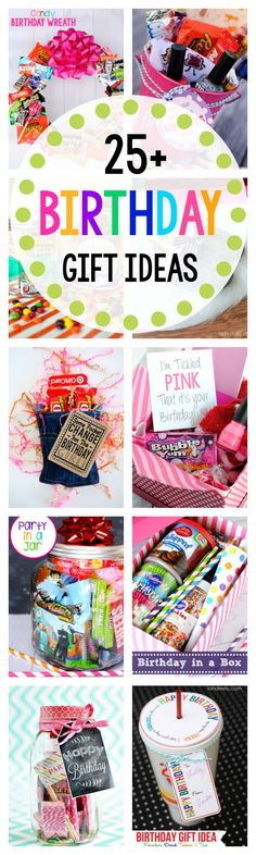 25 Amazing Fun Birthday Gift Ideas For Friends Diy Gifts