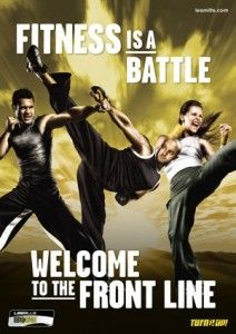 The Journey to Fit or Fight les mills bodycombat classs