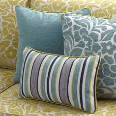 ABBOTSFORD - gorgeous fabrics from Warwick Australia, how lovely would these look against a soft grey wall, textured rug, metallic accessories! Diy Pillows, Throw Pillows, Cushions, Warwick Fabrics, Colour Consultant, Rug Texture, Gorgeous Fabrics, Occasional Chairs, Grey Walls
