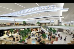 A Guide to the Terminals and Concourses at Hartsfield-Jackson Atlanta International Airport (ATL)