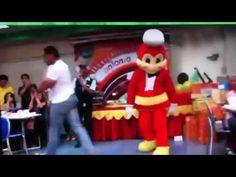 Jollibee Dance Show Down Big Boy Eric Tai vs Jollibee