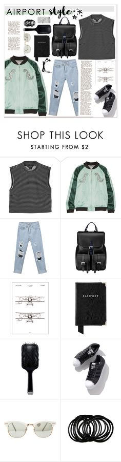 """Pay the Man - Foster the People"" by nxive ❤ liked on Polyvore featuring Monki, Opening Ceremony, Aspinal of London, Bomedo, GHD and Recover"