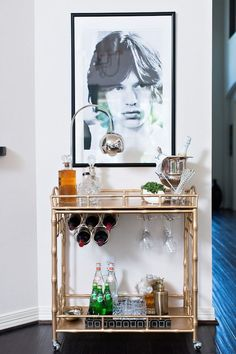 bar carts and fabulous bars