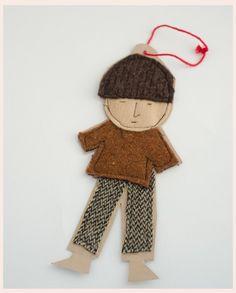 Deze leuke boekenlegger is gemaakt van karton en gerecyclede wol en tweed. Zo vergeet je nooit waar je bent gebleven in je boek ;) De boekenlegger is ook mooi genoeg om als decoratie neer te hangen…