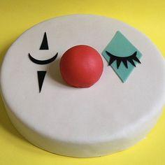 #clown #cake @Doris Vee Sochaczewski