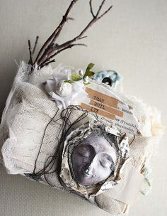 Book of Tranquility 02 by Rebecca Sower, via Flickr