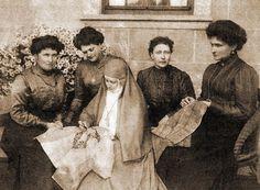 Великая княгиня Елизавета Федоровна - биография, фотографии, икона