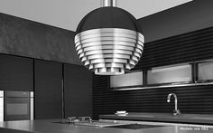 Kitchen and Residential Design: Catalunyan range hoods make me question everything I think I know Kitchen Hood Design, Kitchen Hoods, Ikea Kitchen, Kitchen Planner, Cooking Appliances, Question Everything, Range Hoods, Small House Plans, Innovation Design