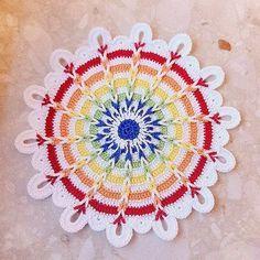 Mazourka-Iris : Crochet