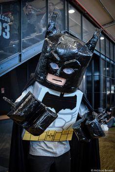 #lego #batman #cardboard #supermanvbatman #dawnofjustice #cosplay #dc