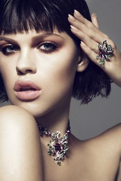 Dior Beauty by Jenny Brough for Hia Magazine