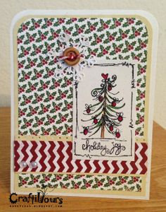 Craftily Yours: Holiday Joy