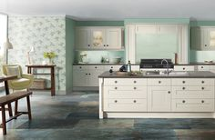 Laura Ashley Blog: LAURA ASHLEY KITCHENS HAVE LAUNCHED!