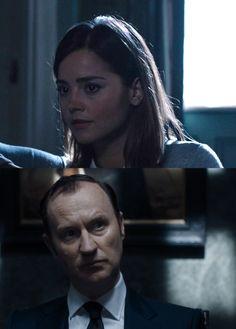 Mycroft opens up to Clara about Eurus...  #myclara