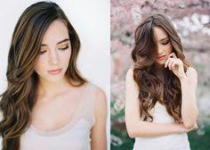 6 Auffällige Haarstile – Braune Haare Mit Highlights