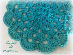 Joli granny - Crochet - Aglaé