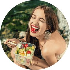 Join the 30 Day PCOS Diet Challenge for weekly challenges, meal plans, shopping lists & mindset tips to better your lifestyle when dealing with PCOS!