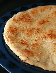"""Gluten free """"Naan""""!   Made with rice and lentils."""
