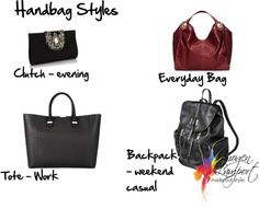 Stylized Existence Defined: Types of Handbags Great to ...