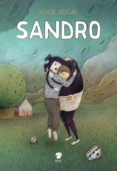 Sandro - Alice Socal  Quando lo finisci vuoi un Sandro immaginario tutto per te ma allo stesso tempo non lo vuoi perché ti rovinerà la vita (E) !!!!