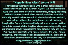 #infj happily ever after