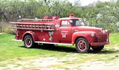 Image result for old fire apparatus