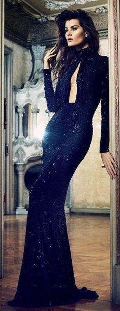 Isabeli Fontana Sergi Pons El Pais Shoot Haute Couture #dresses, #fashion, #gorgeousdresses, #pinsland, https://apps.facebook.com/yangutu