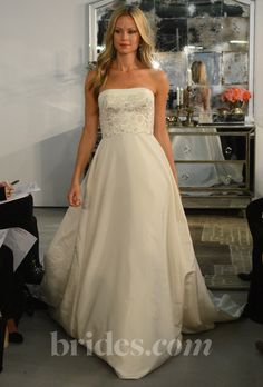 Brides: Watters - Spring 2013 | Bridal Runway Shows | Wedding Dresses and Style | Brides.com