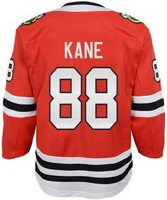 a3f689c57 Authentic Nhl Apparel Patrick Kane Chicago Blackhawks Premier Player Jersey