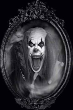 ✿ Abundance Everywhere. Law of Attraction at work. This is THE SECRET ✿ ✿ Attract Abundance in Love, Wealth and Health ✿ Joker Clown, Clown Horror, Halloween Clown, Creepy Clown, Horror Art, Horror Movies, Halloween 2016, Horror Pictures, Creepy Pictures