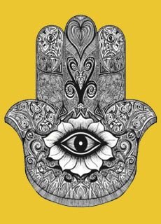 Simbolo esoterico: La Mano di Fatima (e di Miriam)