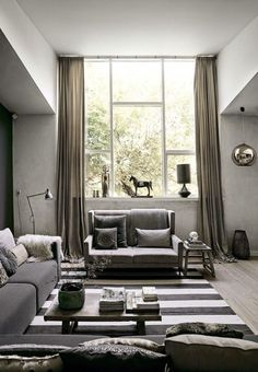 A Danish home with rustic elements | Vosgesparis | Bloglovin'