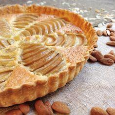 Tarta Bourdaloue, GlutenFree